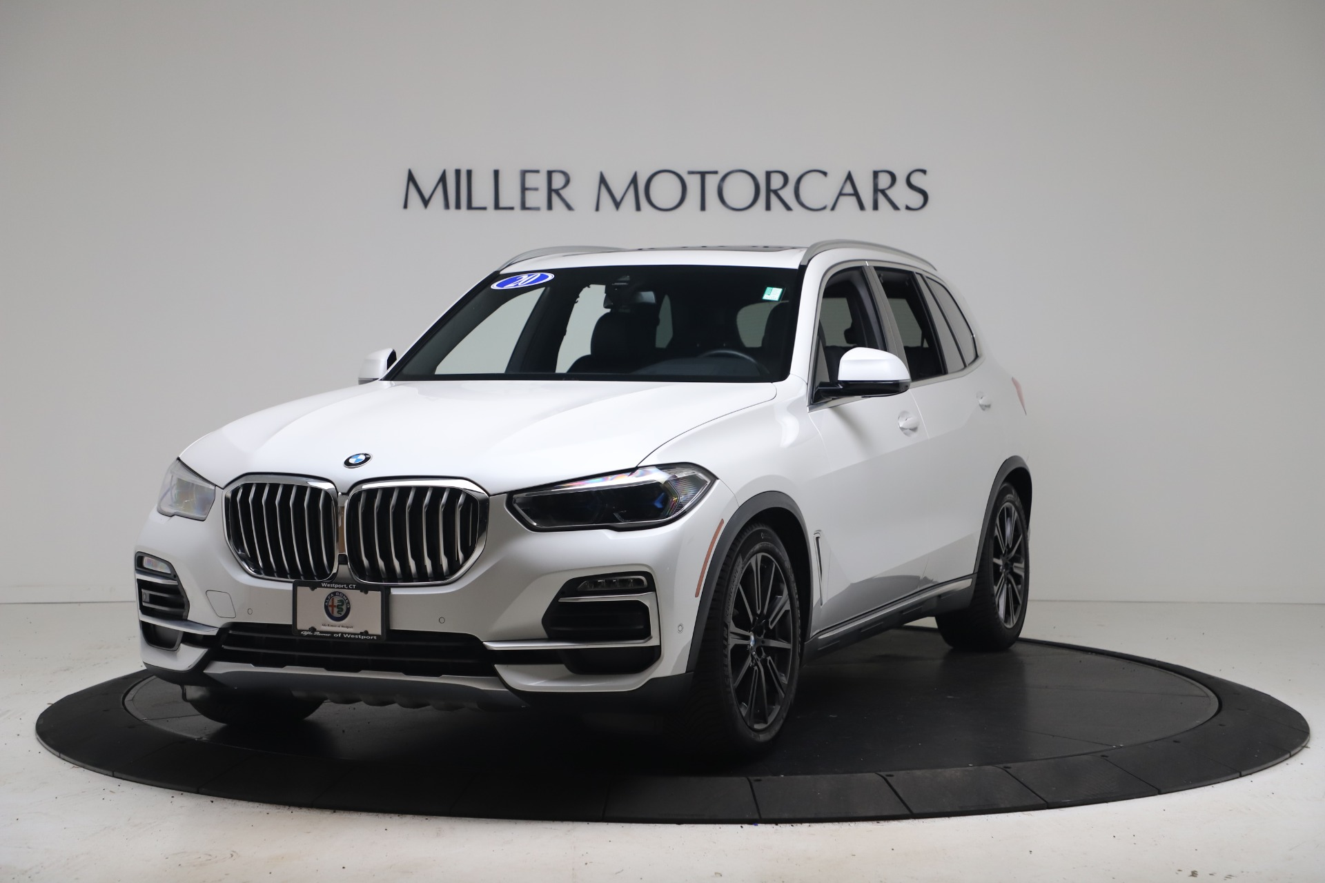 Used 2020 BMW X5 xDrive40i for sale $61,900 at Rolls-Royce Motor Cars Greenwich in Greenwich CT 06830 1
