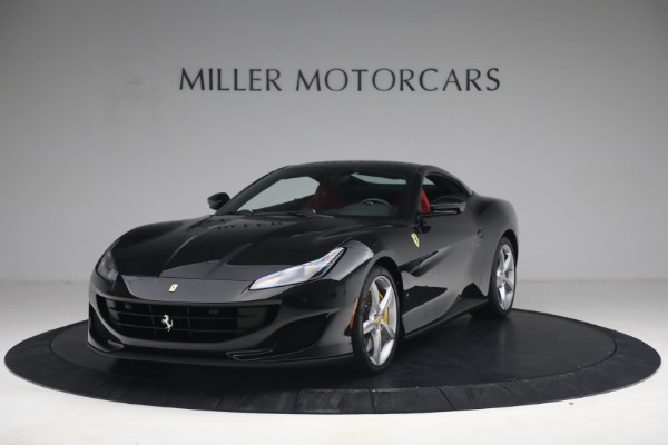 Used 2019 Ferrari Portofino for sale $245,900 at Rolls-Royce Motor Cars Greenwich in Greenwich CT 06830 13