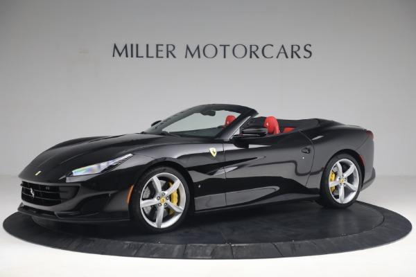Used 2019 Ferrari Portofino for sale $245,900 at Rolls-Royce Motor Cars Greenwich in Greenwich CT 06830 2