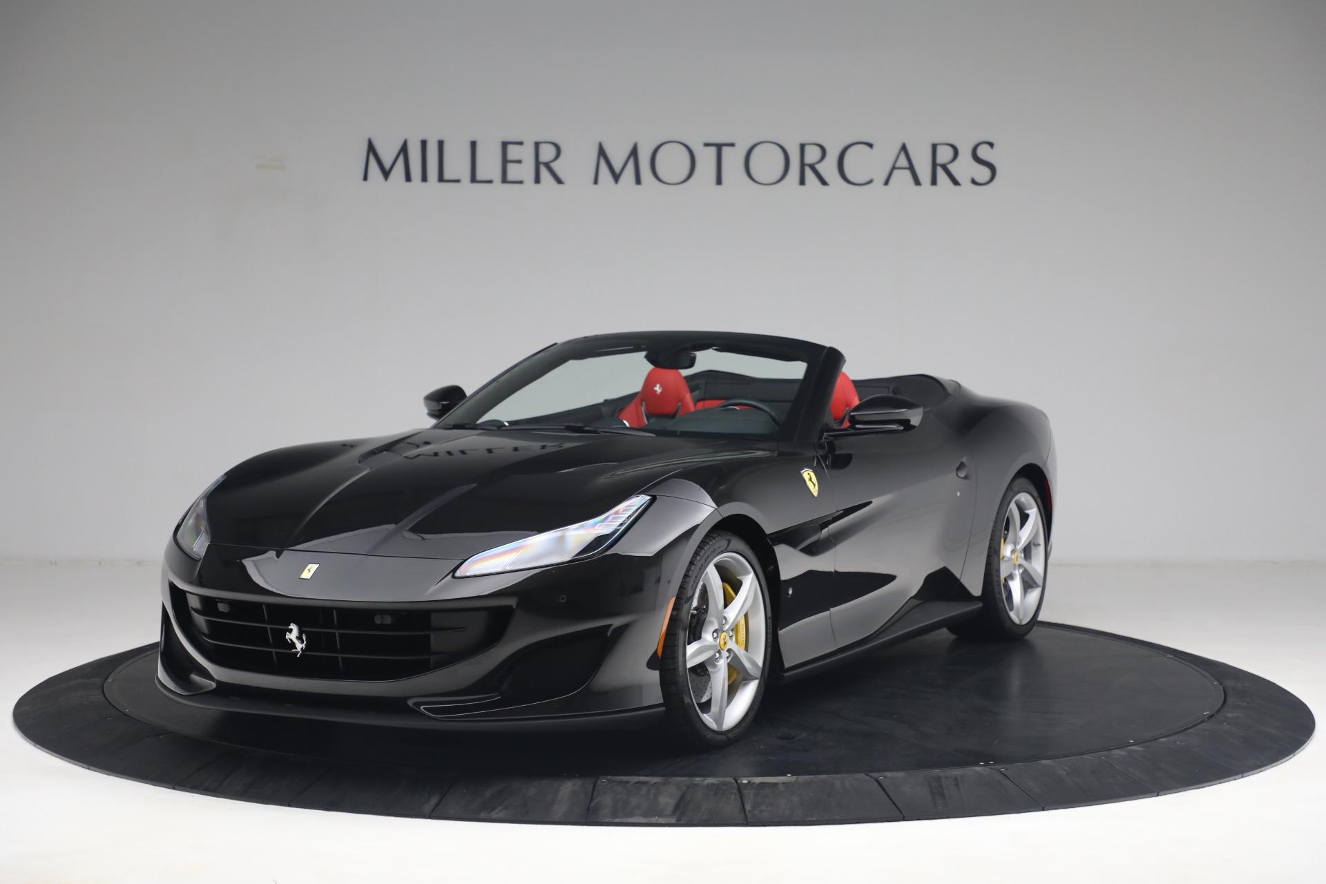 Used 2019 Ferrari Portofino for sale $245,900 at Rolls-Royce Motor Cars Greenwich in Greenwich CT 06830 1