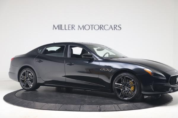 New 2022 Maserati Quattroporte Modena Q4 for sale $131,195 at Rolls-Royce Motor Cars Greenwich in Greenwich CT 06830 10