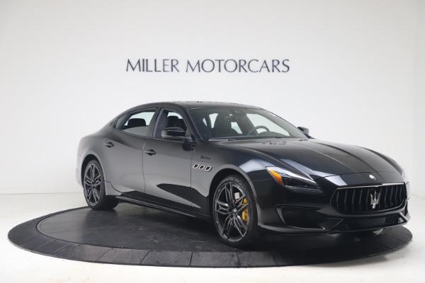 New 2022 Maserati Quattroporte Modena Q4 for sale $131,195 at Rolls-Royce Motor Cars Greenwich in Greenwich CT 06830 11