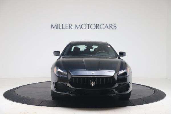 New 2022 Maserati Quattroporte Modena Q4 for sale $131,195 at Rolls-Royce Motor Cars Greenwich in Greenwich CT 06830 12