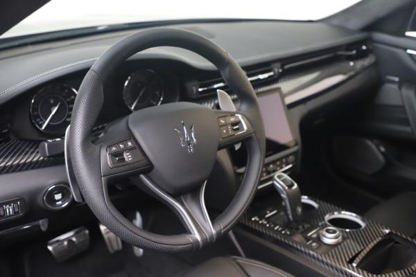 New 2022 Maserati Quattroporte Modena Q4 for sale $131,195 at Rolls-Royce Motor Cars Greenwich in Greenwich CT 06830 13