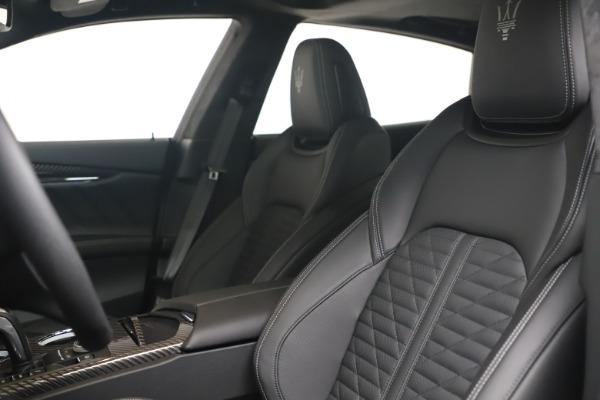 New 2022 Maserati Quattroporte Modena Q4 for sale $131,195 at Rolls-Royce Motor Cars Greenwich in Greenwich CT 06830 15
