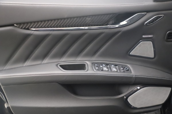 New 2022 Maserati Quattroporte Modena Q4 for sale $131,195 at Rolls-Royce Motor Cars Greenwich in Greenwich CT 06830 16