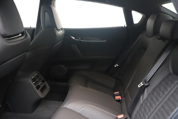 New 2022 Maserati Quattroporte Modena Q4 for sale $131,195 at Rolls-Royce Motor Cars Greenwich in Greenwich CT 06830 17