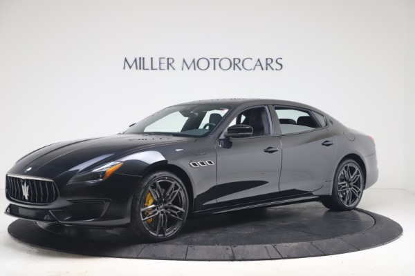 New 2022 Maserati Quattroporte Modena Q4 for sale $131,195 at Rolls-Royce Motor Cars Greenwich in Greenwich CT 06830 2