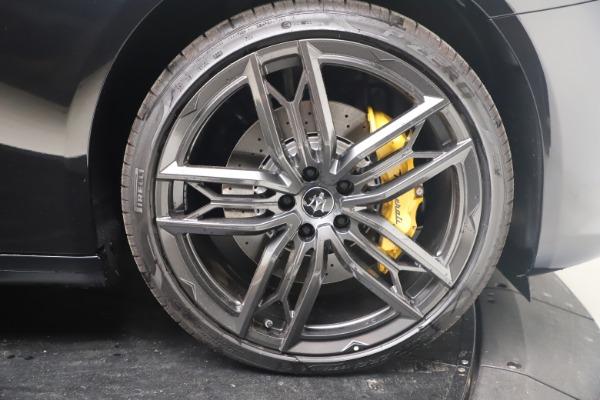 New 2022 Maserati Quattroporte Modena Q4 for sale $131,195 at Rolls-Royce Motor Cars Greenwich in Greenwich CT 06830 23