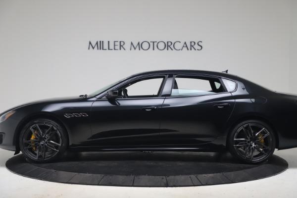 New 2022 Maserati Quattroporte Modena Q4 for sale $131,195 at Rolls-Royce Motor Cars Greenwich in Greenwich CT 06830 3