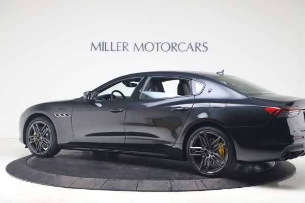 New 2022 Maserati Quattroporte Modena Q4 for sale $131,195 at Rolls-Royce Motor Cars Greenwich in Greenwich CT 06830 4