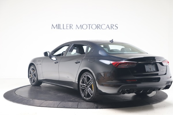 New 2022 Maserati Quattroporte Modena Q4 for sale $131,195 at Rolls-Royce Motor Cars Greenwich in Greenwich CT 06830 5