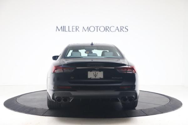 New 2022 Maserati Quattroporte Modena Q4 for sale $131,195 at Rolls-Royce Motor Cars Greenwich in Greenwich CT 06830 6