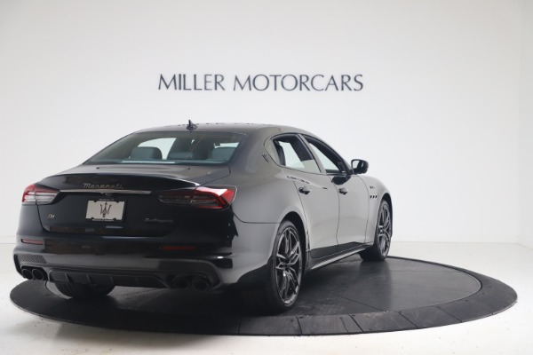 New 2022 Maserati Quattroporte Modena Q4 for sale $131,195 at Rolls-Royce Motor Cars Greenwich in Greenwich CT 06830 7