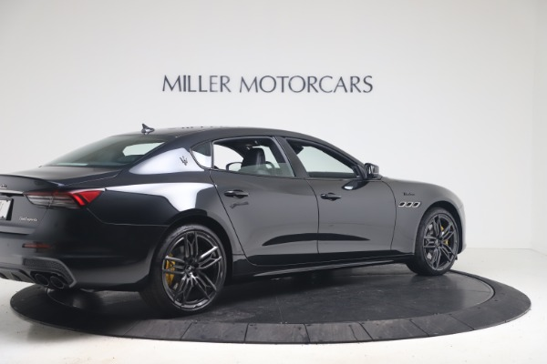 New 2022 Maserati Quattroporte Modena Q4 for sale $131,195 at Rolls-Royce Motor Cars Greenwich in Greenwich CT 06830 8