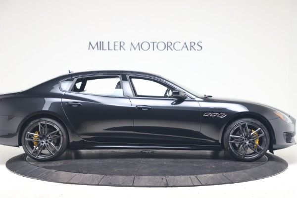 New 2022 Maserati Quattroporte Modena Q4 for sale $131,195 at Rolls-Royce Motor Cars Greenwich in Greenwich CT 06830 9
