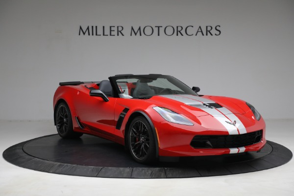 Used 2015 Chevrolet Corvette Z06 for sale $89,900 at Rolls-Royce Motor Cars Greenwich in Greenwich CT 06830 11