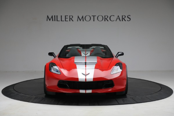 Used 2015 Chevrolet Corvette Z06 for sale $89,900 at Rolls-Royce Motor Cars Greenwich in Greenwich CT 06830 12