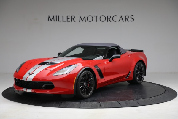 Used 2015 Chevrolet Corvette Z06 for sale $89,900 at Rolls-Royce Motor Cars Greenwich in Greenwich CT 06830 13