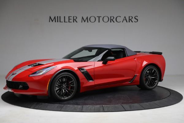 Used 2015 Chevrolet Corvette Z06 for sale $89,900 at Rolls-Royce Motor Cars Greenwich in Greenwich CT 06830 14