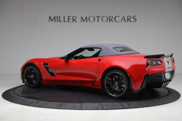 Used 2015 Chevrolet Corvette Z06 for sale $89,900 at Rolls-Royce Motor Cars Greenwich in Greenwich CT 06830 16