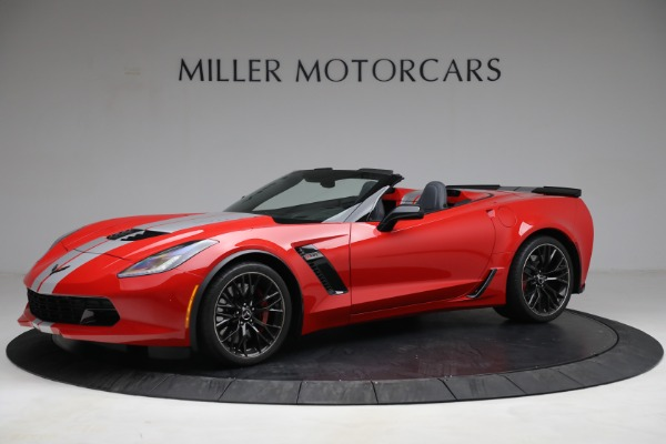 Used 2015 Chevrolet Corvette Z06 for sale $89,900 at Rolls-Royce Motor Cars Greenwich in Greenwich CT 06830 2