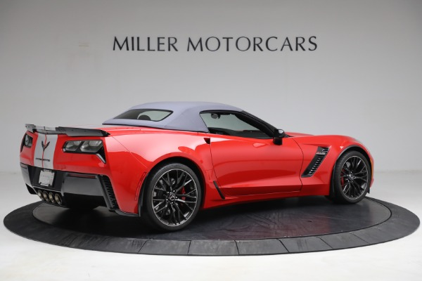Used 2015 Chevrolet Corvette Z06 for sale $89,900 at Rolls-Royce Motor Cars Greenwich in Greenwich CT 06830 20