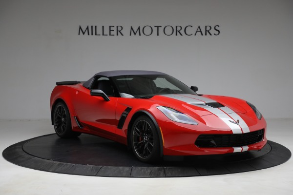 Used 2015 Chevrolet Corvette Z06 for sale $89,900 at Rolls-Royce Motor Cars Greenwich in Greenwich CT 06830 23