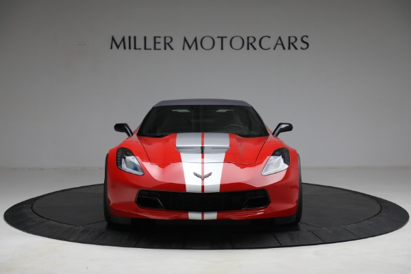 Used 2015 Chevrolet Corvette Z06 for sale $89,900 at Rolls-Royce Motor Cars Greenwich in Greenwich CT 06830 24