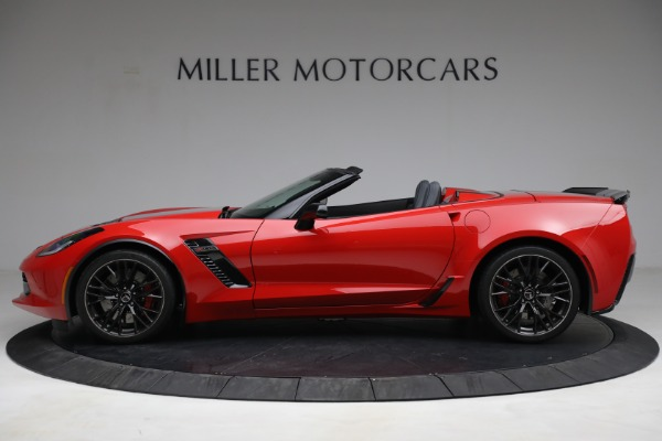 Used 2015 Chevrolet Corvette Z06 for sale $89,900 at Rolls-Royce Motor Cars Greenwich in Greenwich CT 06830 3