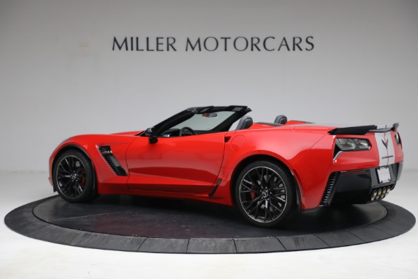 Used 2015 Chevrolet Corvette Z06 for sale $89,900 at Rolls-Royce Motor Cars Greenwich in Greenwich CT 06830 4