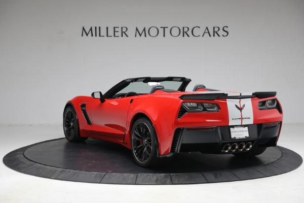 Used 2015 Chevrolet Corvette Z06 for sale $89,900 at Rolls-Royce Motor Cars Greenwich in Greenwich CT 06830 5