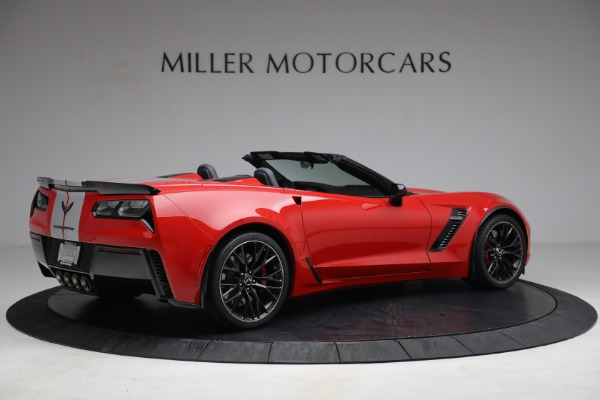 Used 2015 Chevrolet Corvette Z06 for sale $89,900 at Rolls-Royce Motor Cars Greenwich in Greenwich CT 06830 8