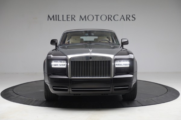 Used 2015 Rolls-Royce Phantom Drophead Coupe for sale Call for price at Rolls-Royce Motor Cars Greenwich in Greenwich CT 06830 13