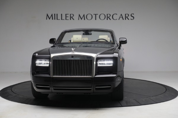Used 2015 Rolls-Royce Phantom Drophead Coupe for sale Call for price at Rolls-Royce Motor Cars Greenwich in Greenwich CT 06830 2
