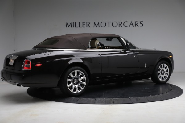 Used 2015 Rolls-Royce Phantom Drophead Coupe for sale Call for price at Rolls-Royce Motor Cars Greenwich in Greenwich CT 06830 21