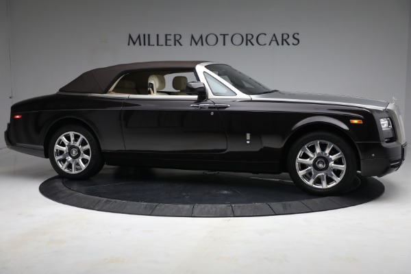 Used 2015 Rolls-Royce Phantom Drophead Coupe for sale Call for price at Rolls-Royce Motor Cars Greenwich in Greenwich CT 06830 23