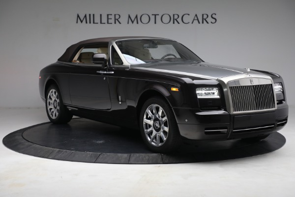 Used 2015 Rolls-Royce Phantom Drophead Coupe for sale Call for price at Rolls-Royce Motor Cars Greenwich in Greenwich CT 06830 24