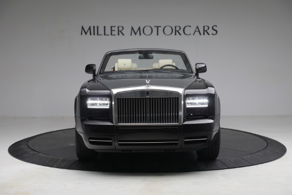Used 2015 Rolls-Royce Phantom Drophead Coupe for sale Call for price at Rolls-Royce Motor Cars Greenwich in Greenwich CT 06830 3