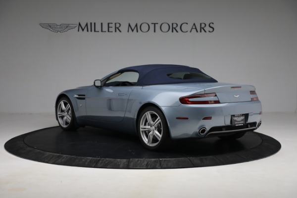 Used 2009 Aston Martin V8 Vantage Roadster for sale Call for price at Rolls-Royce Motor Cars Greenwich in Greenwich CT 06830 23
