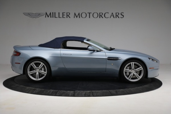 Used 2009 Aston Martin V8 Vantage Roadster for sale Call for price at Rolls-Royce Motor Cars Greenwich in Greenwich CT 06830 25