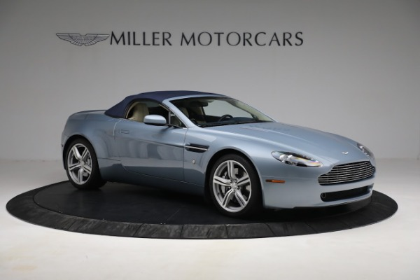 Used 2009 Aston Martin V8 Vantage Roadster for sale Call for price at Rolls-Royce Motor Cars Greenwich in Greenwich CT 06830 26