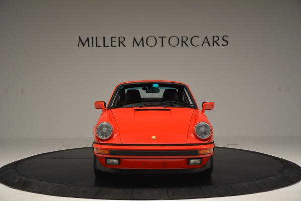 Used 1988 Porsche 911 Carrera for sale Sold at Rolls-Royce Motor Cars Greenwich in Greenwich CT 06830 12