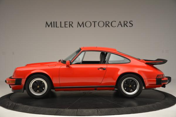 Used 1988 Porsche 911 Carrera for sale Sold at Rolls-Royce Motor Cars Greenwich in Greenwich CT 06830 3