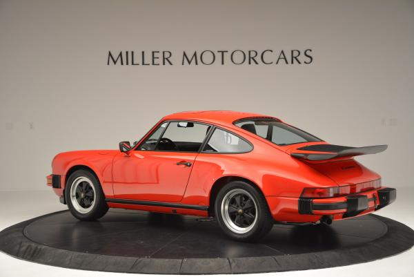 Used 1988 Porsche 911 Carrera for sale Sold at Rolls-Royce Motor Cars Greenwich in Greenwich CT 06830 4