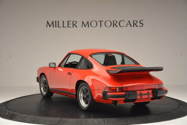 Used 1988 Porsche 911 Carrera for sale Sold at Rolls-Royce Motor Cars Greenwich in Greenwich CT 06830 5