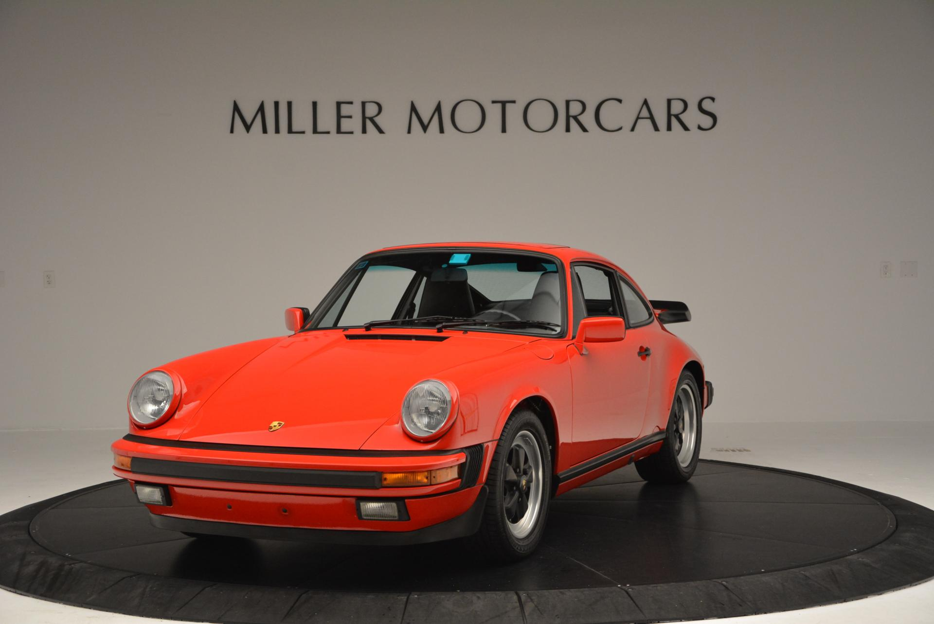Used 1988 Porsche 911 Carrera for sale Sold at Rolls-Royce Motor Cars Greenwich in Greenwich CT 06830 1