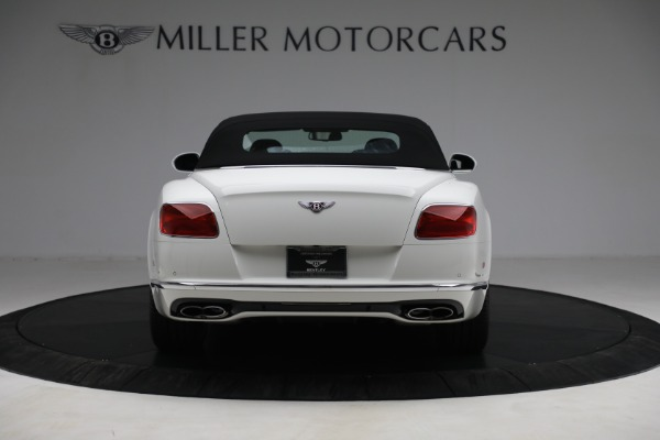 Used 2016 Bentley Continental GT V8 for sale Sold at Rolls-Royce Motor Cars Greenwich in Greenwich CT 06830 17