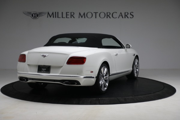 Used 2016 Bentley Continental GT V8 for sale Sold at Rolls-Royce Motor Cars Greenwich in Greenwich CT 06830 18