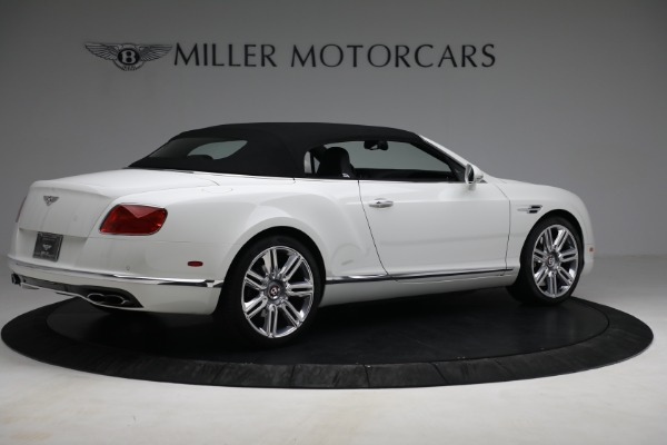 Used 2016 Bentley Continental GT V8 for sale Sold at Rolls-Royce Motor Cars Greenwich in Greenwich CT 06830 19